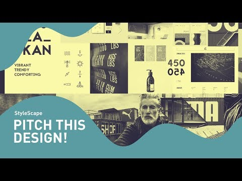 Pitch This! How To present design work to clients like a pro!