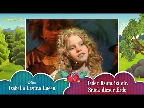 """Levina - Song """"Jeder Baum ist ein Stück dieser Erde"""""""