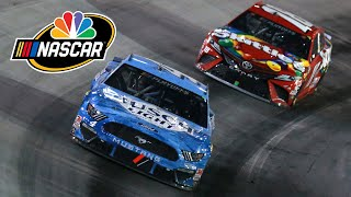 NASCAR Cup Series Bristol Night Race | EXTENDED HIGHLIGHTS | 9/19/20 | Motorsports on NBC