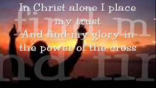 """Video thumbnail of """"In Christ Alone - Brian Littrell (with lyrics)"""""""
