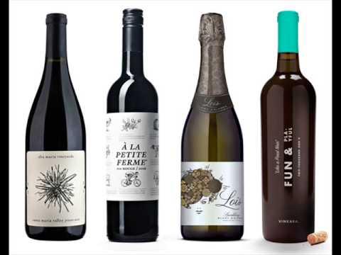 Vino y Diseño - Las Etiquetas más Orginales del Mundo