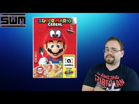 Rumor Wave! - Nintendo's Next Amiibo Is...A Cereal Box?