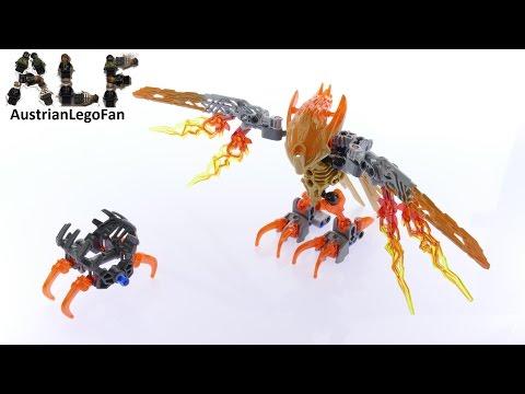 Vidéo LEGO Bionicle 71303 : Ikir - Créature du Feu