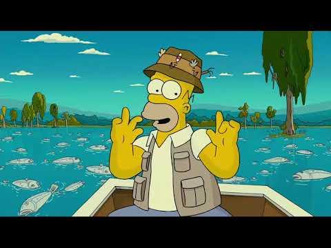 The Simpsons Movie FXX Promo 2 - смотреть онлайн на Hah Life