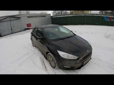 Ford Focus Sedan Седан класса C - тест-драйв 2