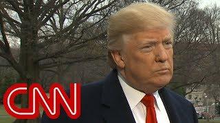 Trump on Michael Flynn pardon: Let's see