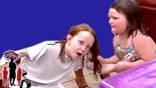 Kids Misbehave At Dinner   Supernanny