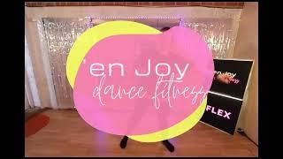 FLEX + Flow gentle mobility warm up for hips with 'en Joy dance fitness Hampshire & online