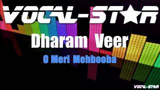 O Meri Mehbooba - Dharam Veer (Karaoke   - YouTube
