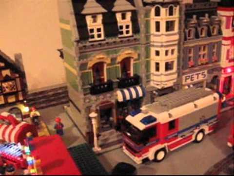 LEGO Party mit vielen begeisterten Kids, Eltern und einem AZ-Reporter :-)
