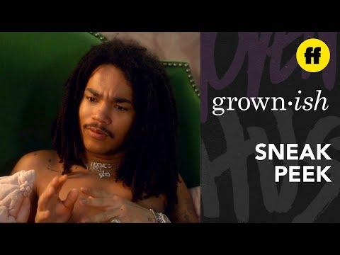 Grownish season 2 episode 21 Luca