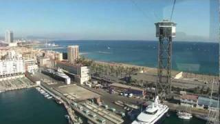 Port Cable Car, Barcelona