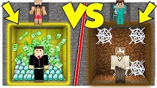 COSA SCEGLI TRA RICCO E POVERO? - Minecraft ITA