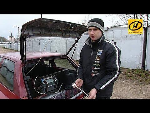 Самодельный электромобиль из Беларуси - сможете сделать сами?
