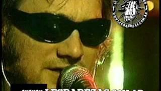LOS FABULOSOS CADILLACS - Paquito+Destino de paria (Concherto) 27.06.1998
