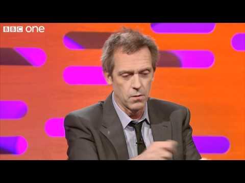 Hugh Laurie o německých fanoušcích