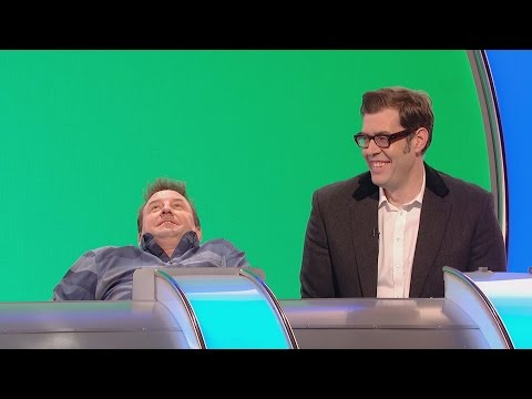 Richard Osman a party ve vířivce - Would I Lie to You?