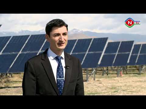 İnkişaf edən Naxçıvan - Energetika 13.05.2021