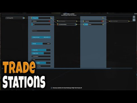 How to make Trade Stations | X4: Foundations