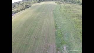 FPV Flying On Wetzel Field.
