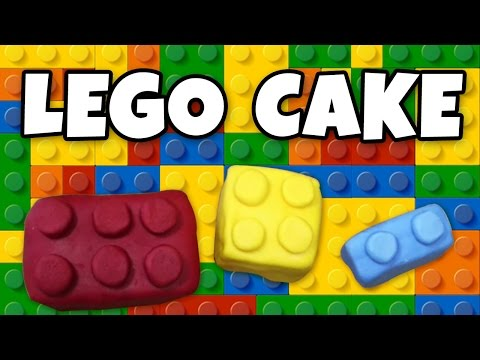 Lego Cake Recipe | Quick & Easy Recipe | Learn how to Cook & Bake
