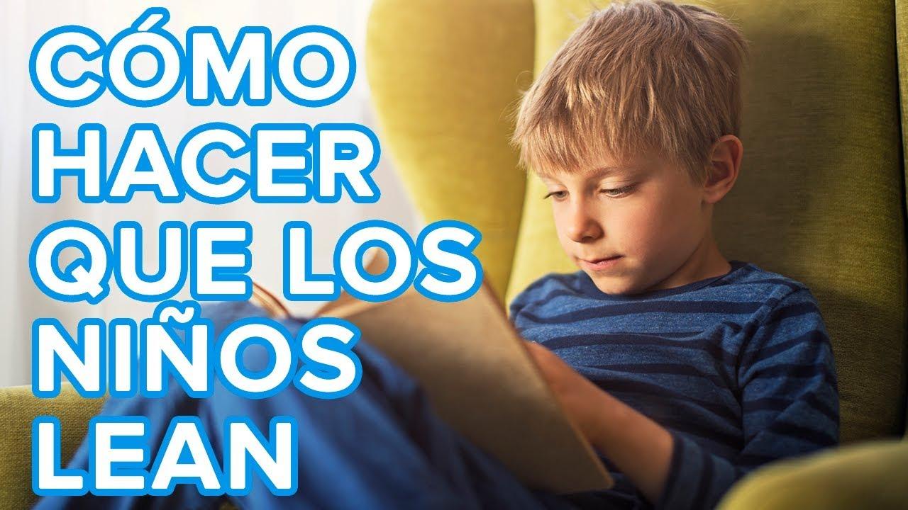 Cómo conseguir que los niños lean | Consejos para incentivar la lectura en los hijos ????