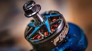 F60 Pro IV 1750kv Review and First RIPS! фото