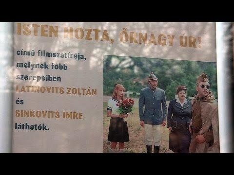 Filmvetítés a Tabánban - Isten hozta, Őrnagy úr! - video preview image