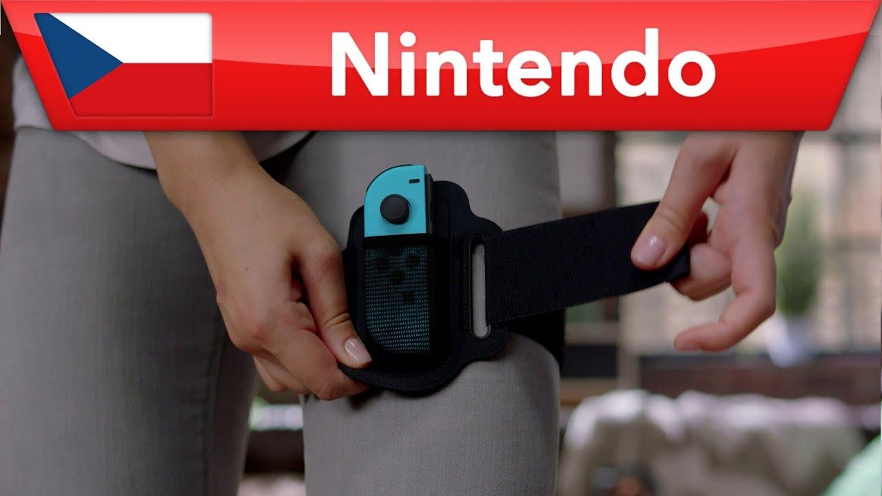 Ring Fit Adventure - Dobrodružství, které vás rozpohybuje! | Nintendo Switch