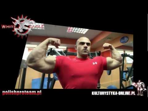 Szkolenie wszystkich grup mięśniowych