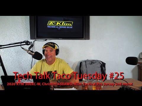Tech Talk Taco Tuesday #25