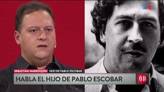 "A Dos Voces (15/02/2017) Juan Pablo Escobar: ""Mi papá quiso secuestrar a Michael Jackson"""