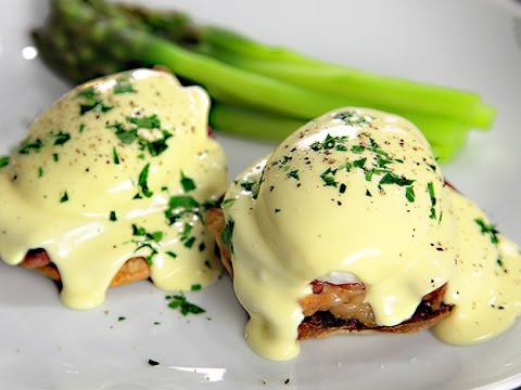 Make Perfect, One-Minute Hollandaise Sauce With An Immersion Blender