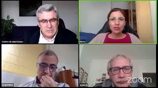 Entrevista Sergio Minue, Rafa Bravo y Marta Garcia