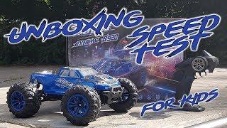 GP Toys Judge S920 Dual Motor RC Truck | Unboxing | HD+ | Deutsch