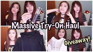 Massive Online Haul Part 1: Clothing & Accessories (Rosegal, Shein, Romwe)