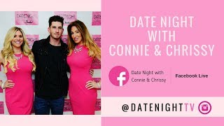 "Date Night with Connie & Chrissy | Donnie Klang, Producer and from ""Making the Band"" TV Show"