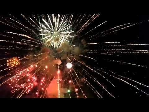 Laguna Niguel Regional Park 4th Of July Fireworks Show - Cell Cam Mp3