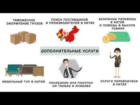 CNCARGO - доставка грузов карго из Китая в Россию