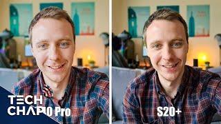 Huawei P40 Pro vs Samsung Galaxy S20+ CAMERA Comparison!