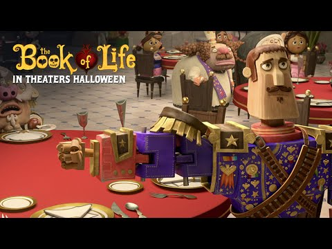 The Book of Life | Trailer [HD] | FOX Family