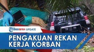 Hakim PN Medan yang Tewas di Semak Sempat ke Kantor, Rekan Kerja Akui Sudah Heran saat Lihat Korban