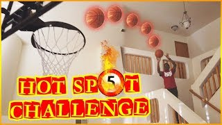 New Office Trick Shot Game! - The Hot Spot Challenge!