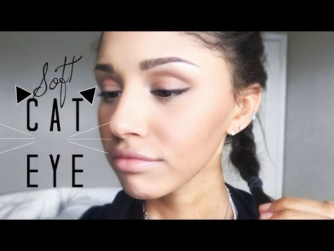 Soft Cat Eye | Perfect Nude Lip