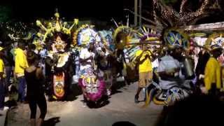 preview picture of video 'Junkanoo in George Town, Bahamas.'