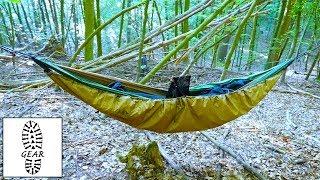 """Hängematten """"Underquilt-Poncho"""" von Amazonas"""