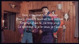 Lyrics Angèle Ft. Roméo Elvis - Tout Oublier