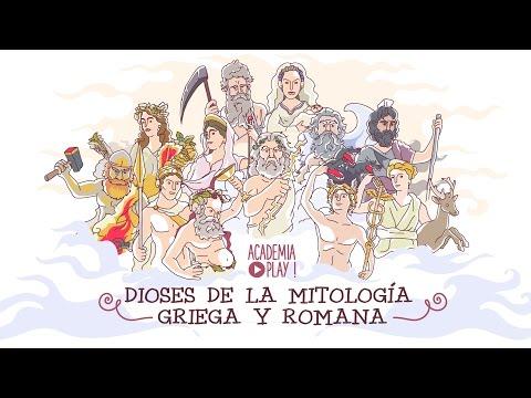 Dioses de la mitología griega y romana