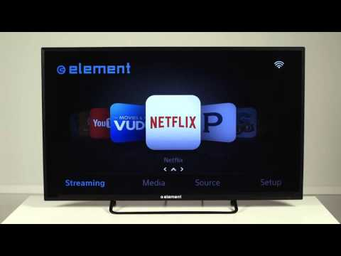 Setting Up an Element Smart TV
