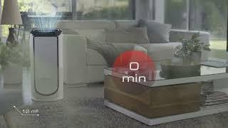 Rowenta Descubre la aplicación conectada a tu purificador Intense Pure Air anuncio
